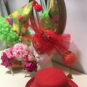 Other - An adorable collection of party hats
